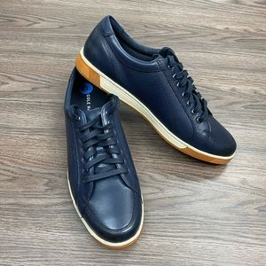 Cole Haan NEW Navy Blue Sneakers 10.5 M